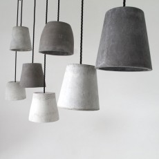 Bunker Bell Pendant Light