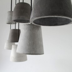 Bunker Dome Pendant Light