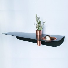 Curve Wall Shelf