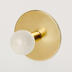 Lord Sconce BRASS WAS $335
