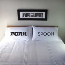Pillowcase Set Fork & Spoon