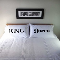 Pillowcase Set King & Queen