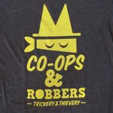 Co-ops & Robbers T-Shirt