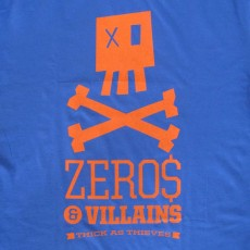 Zeros & Villains T-Shirt