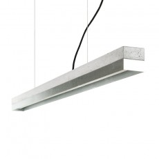 [C1] Pendant Light Concrete & Zinc