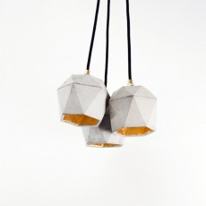 [T2] Bundle Pendant Light Triangle