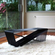 The Steel Coffee Table