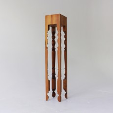 Leggy Newel Table - Rimu