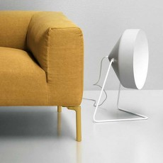 Cyrcus Floor Lamp - Cement