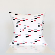 Dashes Cushion Cover WAS $69.95