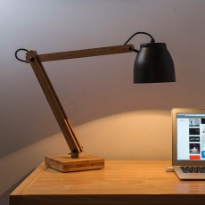 Poise Desk - Lamp