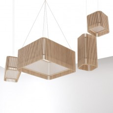 iO2 Square Pendants