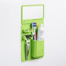 Mighty Toothbrush Holder - Green