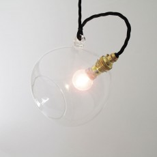 Tilt Pendant Lamp Clear