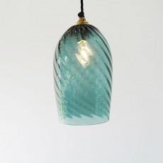 Twist Glass Pendant SPECIAL 20% OFF