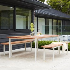 Arc Outdoor Table