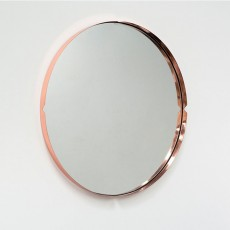 Press Mirror Copper