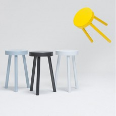 Y Stool Full Metal 47cm