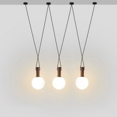 Dowel Pendant Light