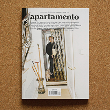 Apartamento – 'everyday life interiors magazine'